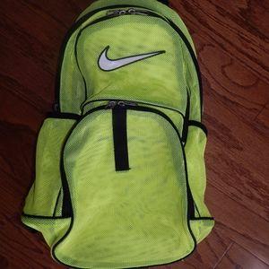 NIKE Mesh Backpack / Bookbag :: PRE-OWNED